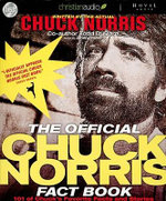 The Official Chuck Norris Fact Book : 101 of Chuck's Favorite Facts and Stories - Chuck Norris