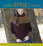 Color Style : Innovative to Traditional, 17 Inspired Designs to Knit - Pam Allen