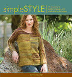 Simple Style : 19 Innovative to Traditional Designs with Simple Knitting Techniques - Pam Allen