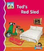 Ted's Red Sled : SandCastle: First Rhymes (Hardcover) - Pam Scheunemann