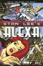 Alexa : An Epic Tale of Three World - Stan Lee