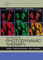 Advances in Photodynamic Therapy : Basic, Translational and Clinical - Michael Hamblin