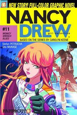 Nancy Drew : Monkey-Wrench Blues : Nancy Drew Graphic Novel Series : Book 11 - Stefan Petrucha
