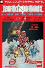 Bionicle : Rise of the Tao Nuva : Book No. 1 - Greg Farshtey