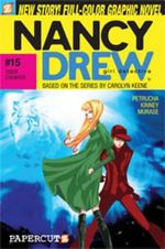 Nancy Drew : Tiger Counter : Nancy Drew Graphic Novel Series : Book 15 - Stefan Petrucha