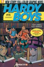The Hardy Boys : Shhhhhh : Book 16 - Scott Lobdell