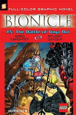 Bionicle : The Battle of Voya Nui : Book No. 5 - Greg Farshtey