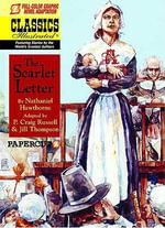 Classics Illustrated : The Scarlett Letter No. 6 - Nathaniel Hawthorne