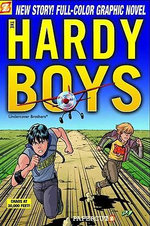 The Hardy Boys : Chaos at 30,000 Feet! : Book 19 - Scott Lobdell