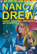 Nancy Drew : High School Musical Mystery : Nancy Drew Graphic Novel Series : Book 20 - Sho Murase