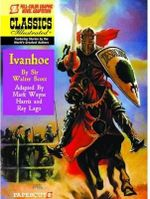Classics Illustrated : Ivanhoe No. 13 - Sir Walter Scott