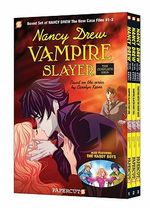 Nancy Drew the New Case Files Boxed Set : #1-3 - Stefan Petrucha