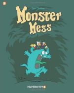 Monster Graphic Novels : Monster Mess - Lewis Trondheim