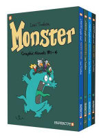 Monster : Boxed Set of the Complete Series! - Lewis Trondheim