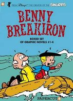 Benny Breakiron Boxed Set : Vol. #1-4 - Peyo