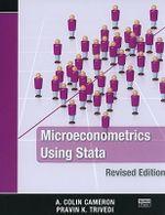 Microeconometrics Using Stata : 2nd Edition - A. Colin Cameron