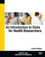 An Introduction to Stata for Health Researchers,Fourth Edition - Svend Juul