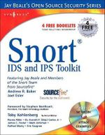 Snort Intrusion Detection and Prevention Toolkit - Brian Caswell
