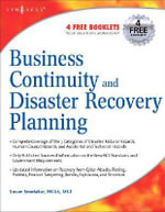 Business Continuity and Disaster Recovery Planning for IT Professionals - Susan Snedaker