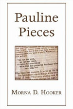 Pauline Pieces - Morna D Hooker