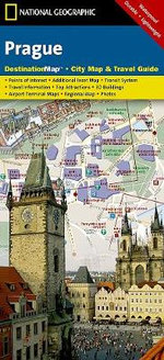 Prague : Destination City Maps - National Geographic Maps