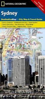 Sydney : Destination City Maps - National Geographic Maps