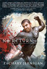 No Return : A Novel of Jeroun - Zachary Jernigan