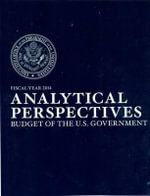 Analytical Perspectives : Budget of the United States Government Fiscal Year 2014 - Executive Office of the President