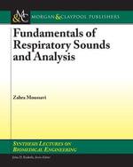 Fundamentals of Respiratory System and Sounds Analysis - Zahra Moussavi