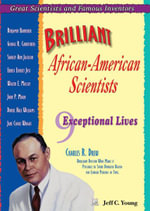 Brilliant African-American Scientists : Nine Exceptional Lives - Jeff C. Young