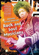 Awesome African-American Rock and Soul Musicians - David Aretha
