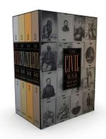 The Civil War Told by Those Who Lived It : (Four-Volume Boxed Set) - Various