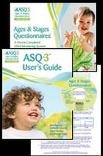 Ages and Stages Questionnaires: ASQ-3 Starter Kit : A Parent-completed, Child-monitoring System - Jane Squires