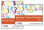 Number Sense Screener (NSS) K-1, Research Edition : Quick Script, Pack of 5 - Nancy C. Jordan