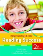 Interventions for Reading Success - Diane S. Haager