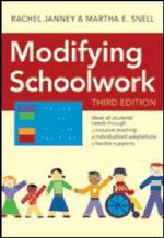 Teachers' Guides to Inclusive Practices : Modifying Schoolwork, Third Edition - Rachel Janney