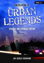 Encyclopedia of Urban Legends - Jan Harold Brunvand