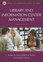 Library and Information Center Management - Robert D Stueart