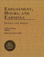 Employment, Hours, and Earnings 2010 : States and Areas - Mary Meghan Ryan