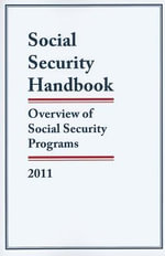 Social Security Handbook 2011 : Overview of Social Security Programs - Federal Government