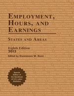 Employment, Hours, and Earnings, 2013 : States and Areas