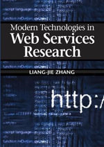 Modern Technologies in Web Services Research - Liang-Jie Zhang