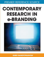 Contemporary Research in E-Branding - Subir Bandyopadhyay