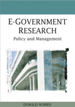 E-Government Research : Policy and Management