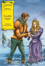 Twelfth Night : Illustrated Classics Shakespeare - William Shakespeare