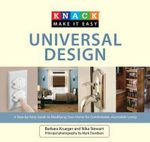 Universal Design : A Step-By-Step Guide to Modifying Your Home for Comfortable, Accessible Living - Krueger Barbara