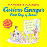 Curious George's First Day of School - Margret Rey