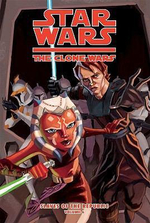 Star Wars the Clone Wars: Slaves of Hte Republic, Volume 6 : Escape from Kadavo - Henry Gilroy