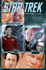 Star Trek : Captain's Log - Andrew Currie