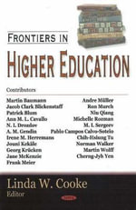 Frontiers in Higher Education :  A Reference Handbook
